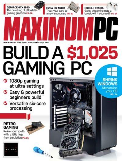 Maximum PC – June 2019