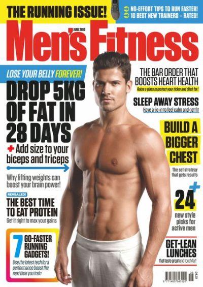 Men's Fitness UK – June 2019