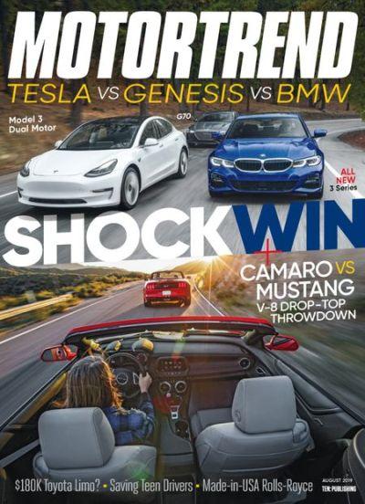Motor Trend – August 2019