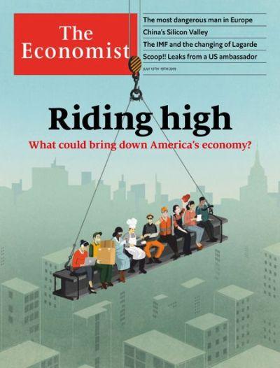 The Economist USA – July 13 , 2019