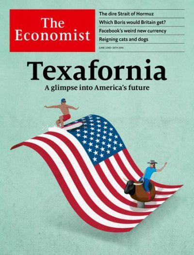 The Economist USA – June 22 , 2019
