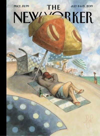 The New Yorker – July 08 & 15 , 2019
