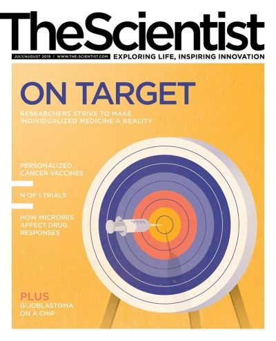 The Scientist – July / August 2019