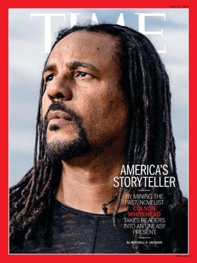 Time USA – July 08 , 2019
