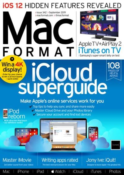 MacFormat UK - September 2019