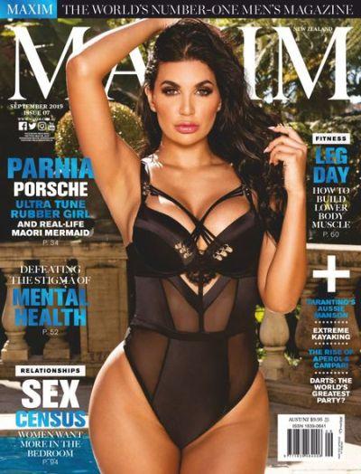 Maxim New Zealand - September 2019