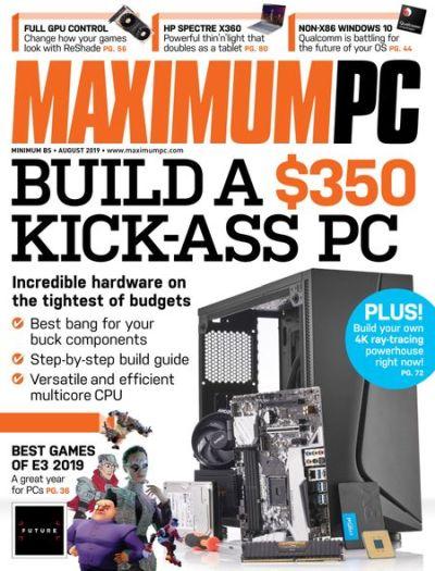 Maximum PC – August 2019