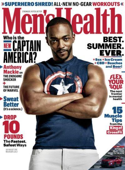 Men's Health USA – July / August 2019