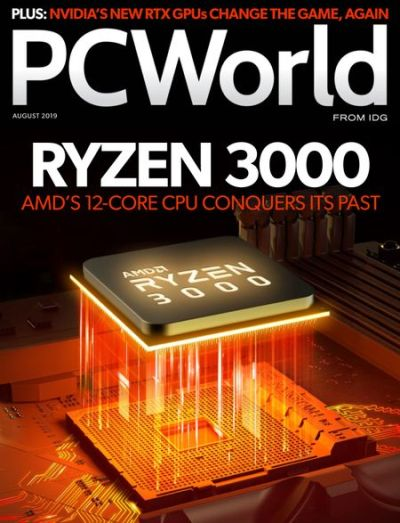 PC World - August 2019