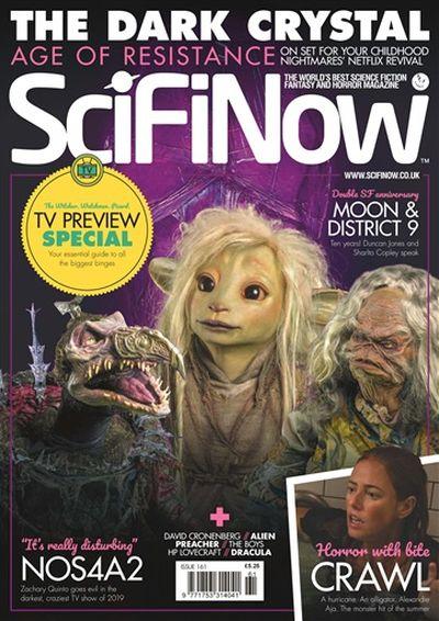 SciFiNow – September 2019