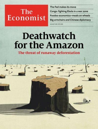 The Economist USA – August 03 , 2019
