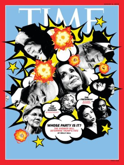 Time USA – August 05 , 2019