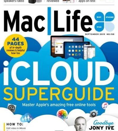 MacLife UK - September 2019