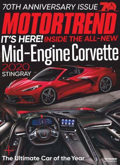 Motor Trend - September 2019