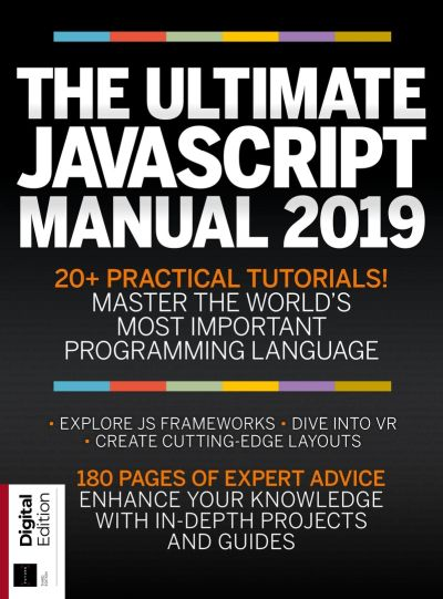 The Ultimate JavaScript Manual – 3rd Edition