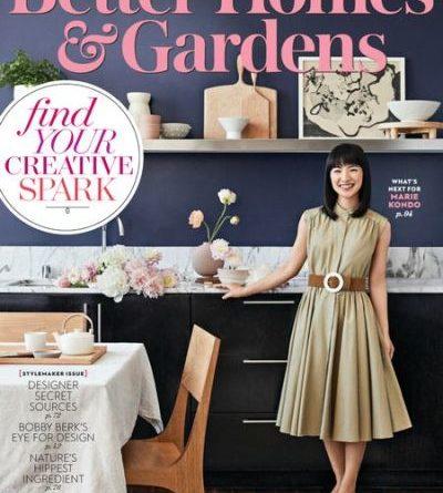 Better Homes & Gardens USA - September 2019