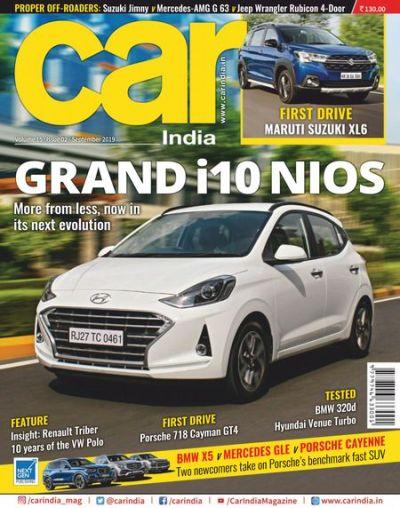 Car India - September 2019