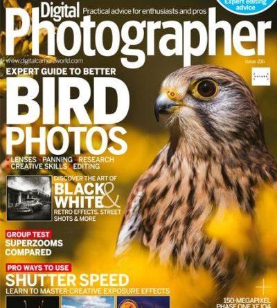 Digital Photographer - September 2019