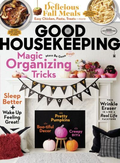 Good Housekeeping USA - September 2019