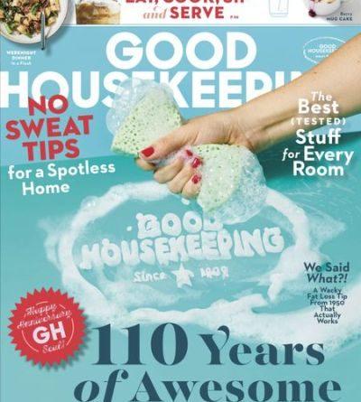 Good Housekeeping september 2019