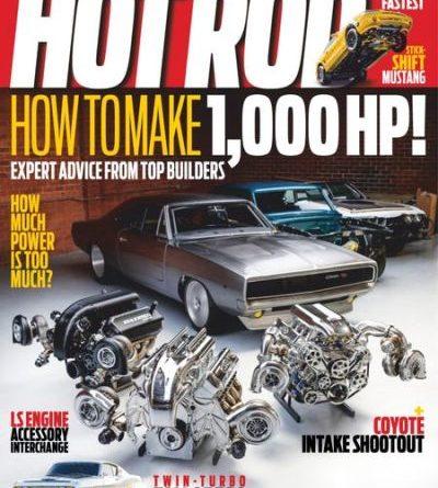 Hot Rod - September 2019