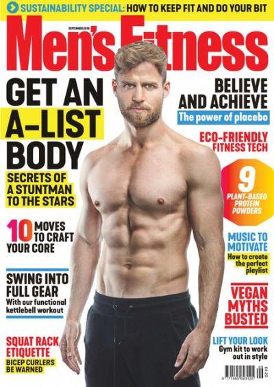 Men's Fitness UK - September 2019