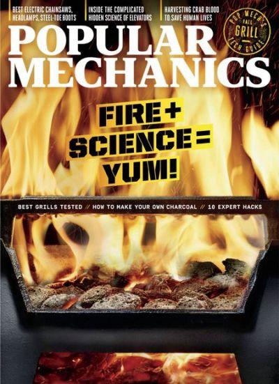 Popular Mechanics USA - September 2019