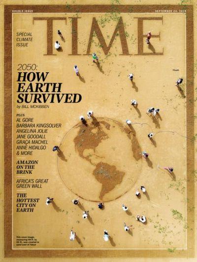 Time USA - September 23 2019
