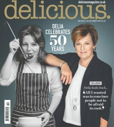 Delicious UK - October 2019