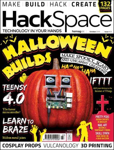 HackSpace - October 2019