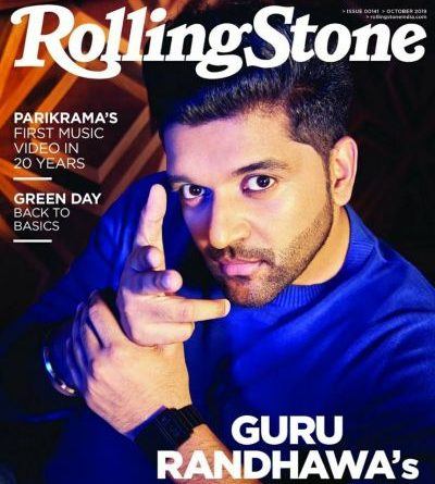 Rolling Stone India - October 2019