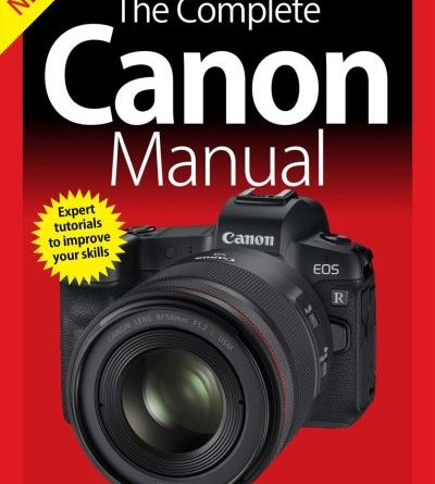 The Complete Canon Manual - 3rd Edition