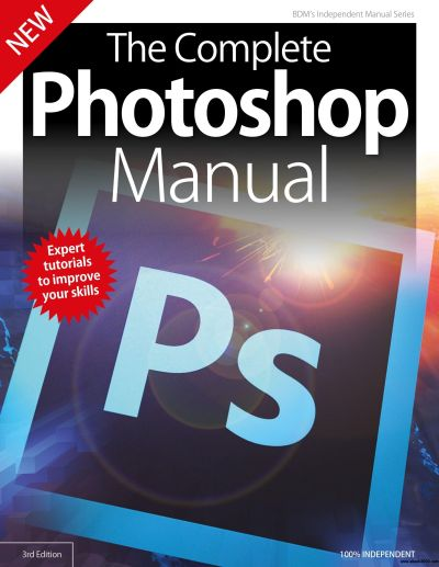 The Complete Photoshop Manual - 3rd Edition