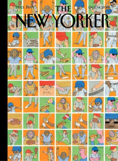 The New Yorker – October 14 , 2019