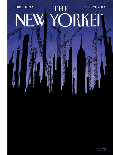 The New Yorker - October 21 - 2019