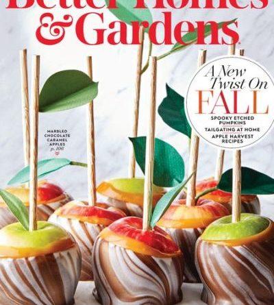 Better Homes & Gardens USA - October 2019