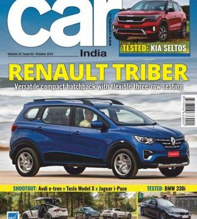 Car India - October 2019
