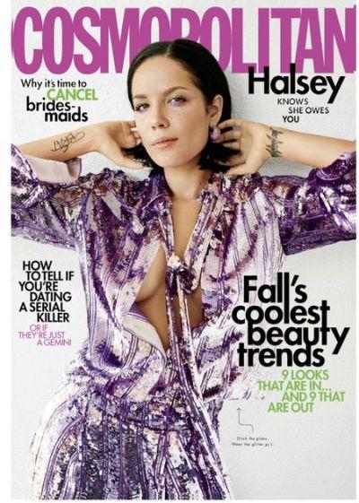 Cosmopolitan USA - October 2019