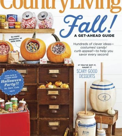 Country Living USA - October 2019