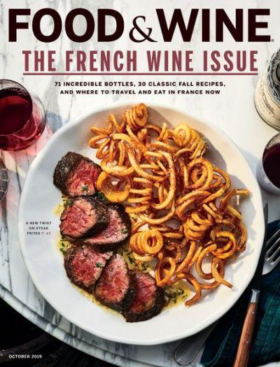 Food & Wine USA – October 2019
