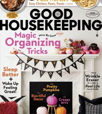 Good Housekeeping USA - October 2019