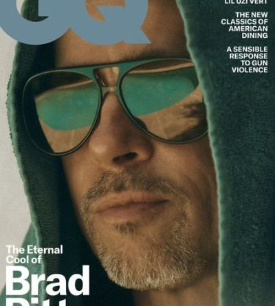 GQ USA - October 2019