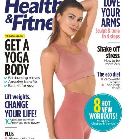 Health & Fitness UK - October 2019