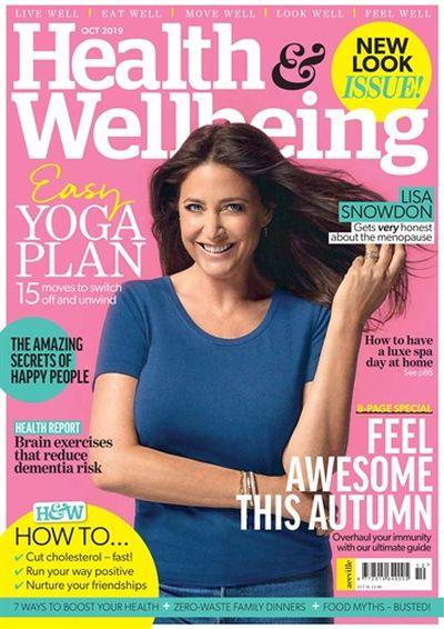 Health & Wellbeing – October 2019