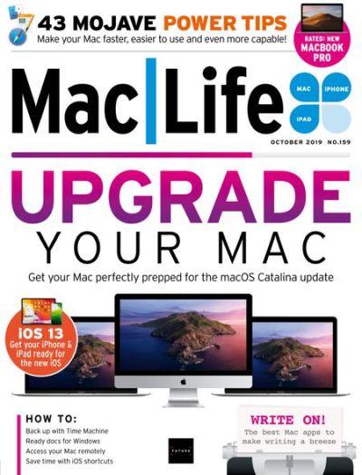 MacLife UK – October 2019