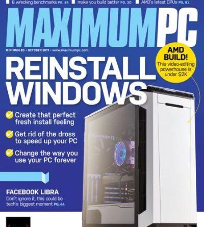 Maximum PC - October 2019
