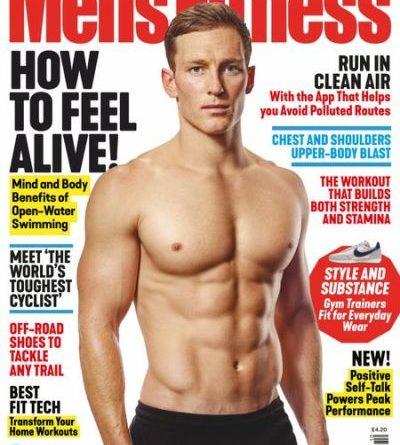 Men's Fitness UK - October 2019