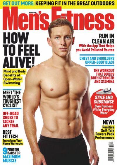 Men's Fitness UK – October 2019