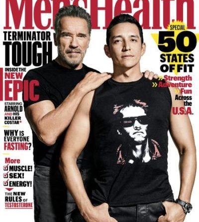 Men's Health USA - October 2019