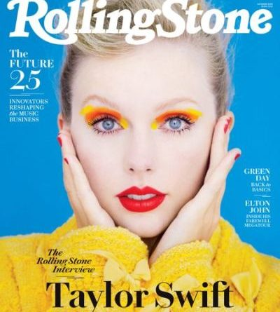 Rolling Stone USA - October 2019